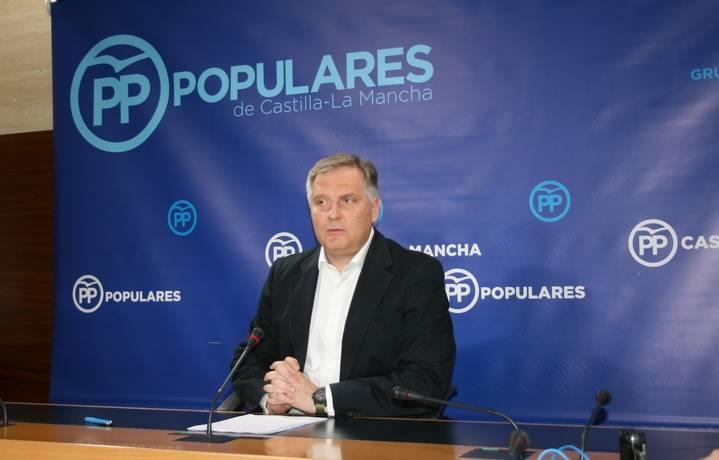 """Cañizares califica los dos años de Gobierno de Page de """"nefastos"""" para la Sanidad, la Educación y el Bienestar Social"""
