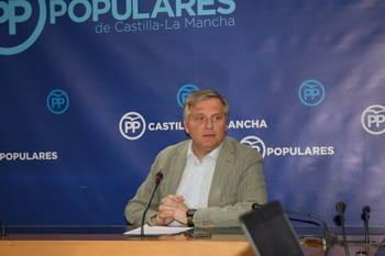 """El PP denuncia las trampas """"sin alma"""" que hace Page para ocultar las listas de espera sanitaria"""