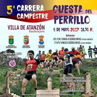 El próximo sábado 6 se celebra la V Carrera