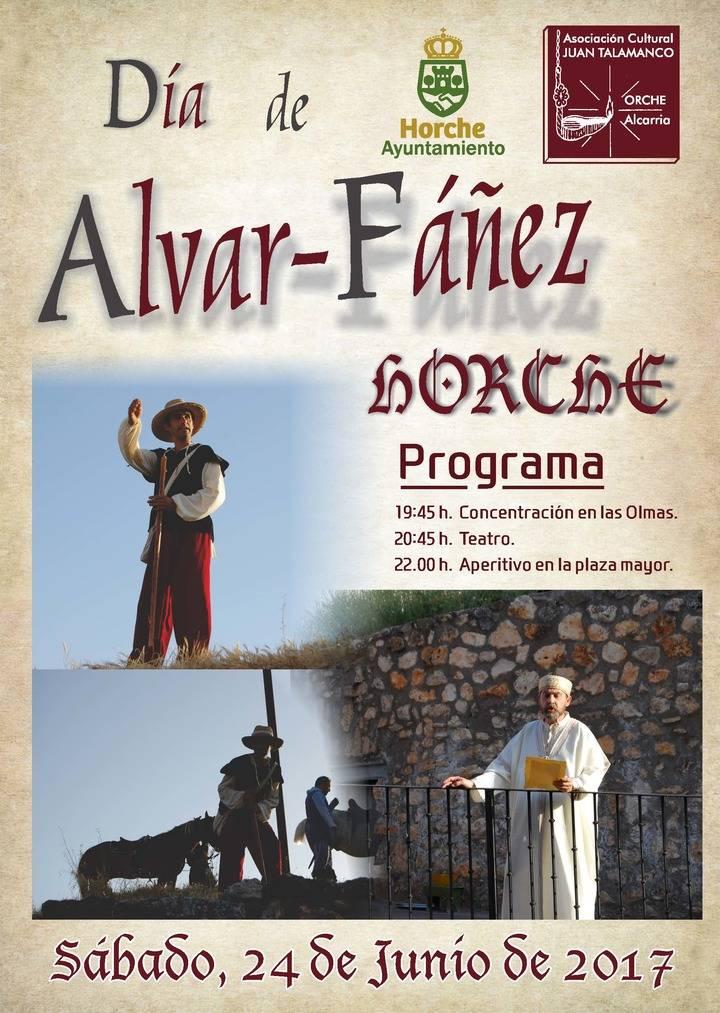 Horche recuerda este sábado la entrada de Alvar Fáñez en el pueblo con una representación teatral