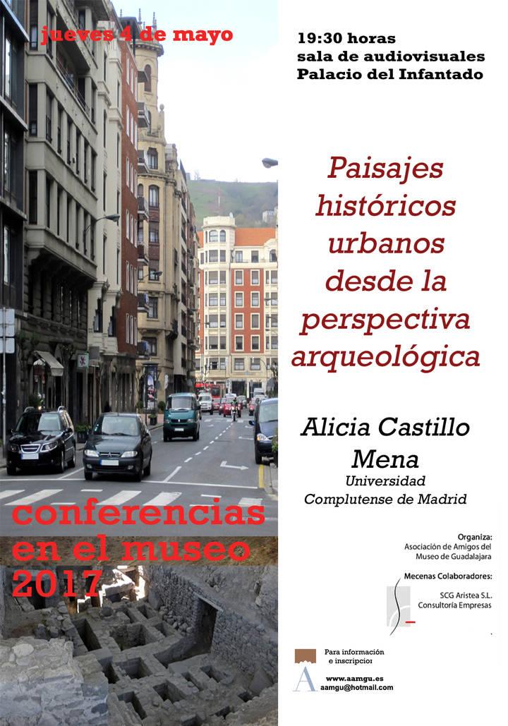 El Museo provincial convoca una conferencia para analizar el concepto de ciudad desde la perspectiva arqueológica