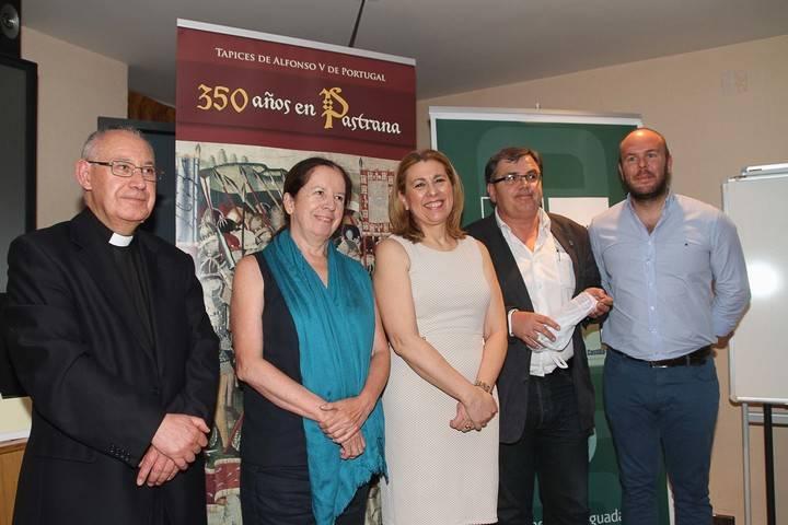 Las conferencias por el 350 aniversario de la llegada de los tapices a Pastrana llegan al Centro San José