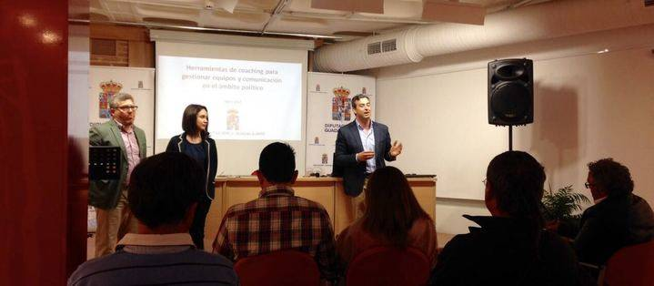 La Diputación de Guadalajara organiza cursos de formación para alcaldes y concejales de la provincia