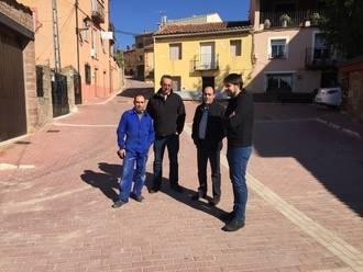 La Diputación lleva a cabo importantes obras en varios pueblos de la zona de Molina