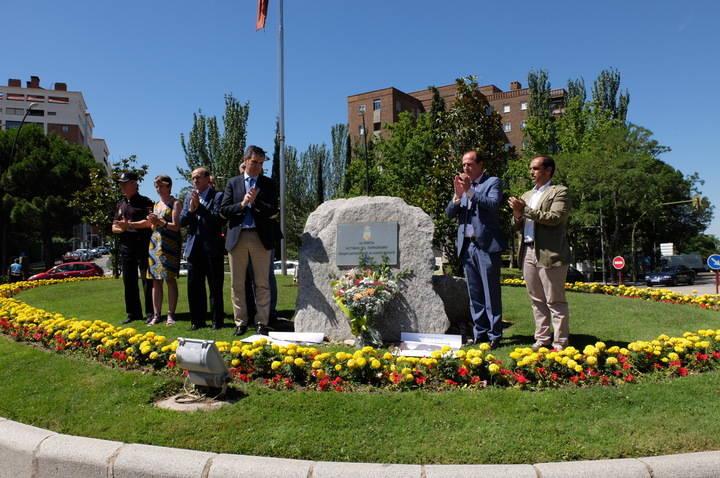 Guadalajara homenajea la memoria de las víctimas del terrorismo