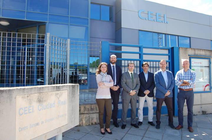 Los CEEIs de Castilla-La Mancha refuerzan su apuesta por el emprendimiento y la innovación