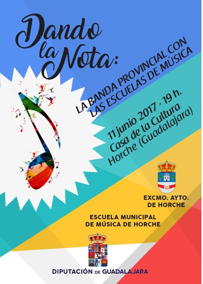 La Banda de Música de la Diputación de Guadalajara