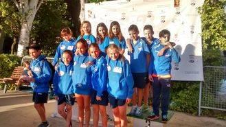 Triunfos del Alcarreño: Campeonas regionales y terceros en la conjunta benjamín