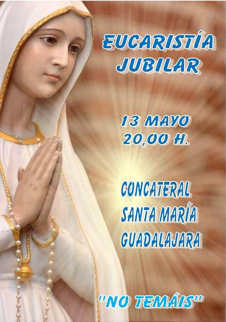 La imagen peregrina de Fátima llega esta noche a Guadalajara