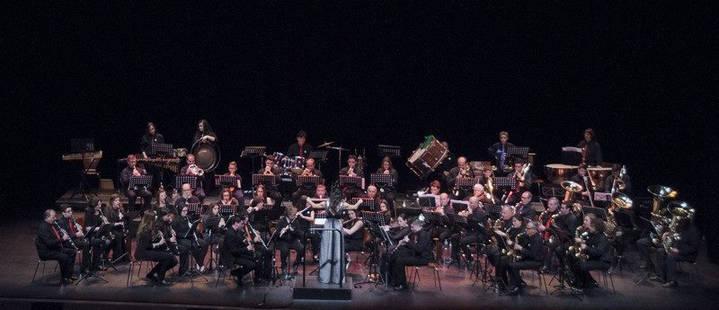 'Entre todos hacemos música', concierto benéfico de Feproban en el TABV