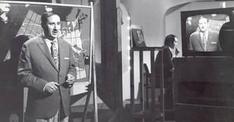 Fallece Fernando Medina, uno de los primeros 'hombres del tiempo' de RTVE