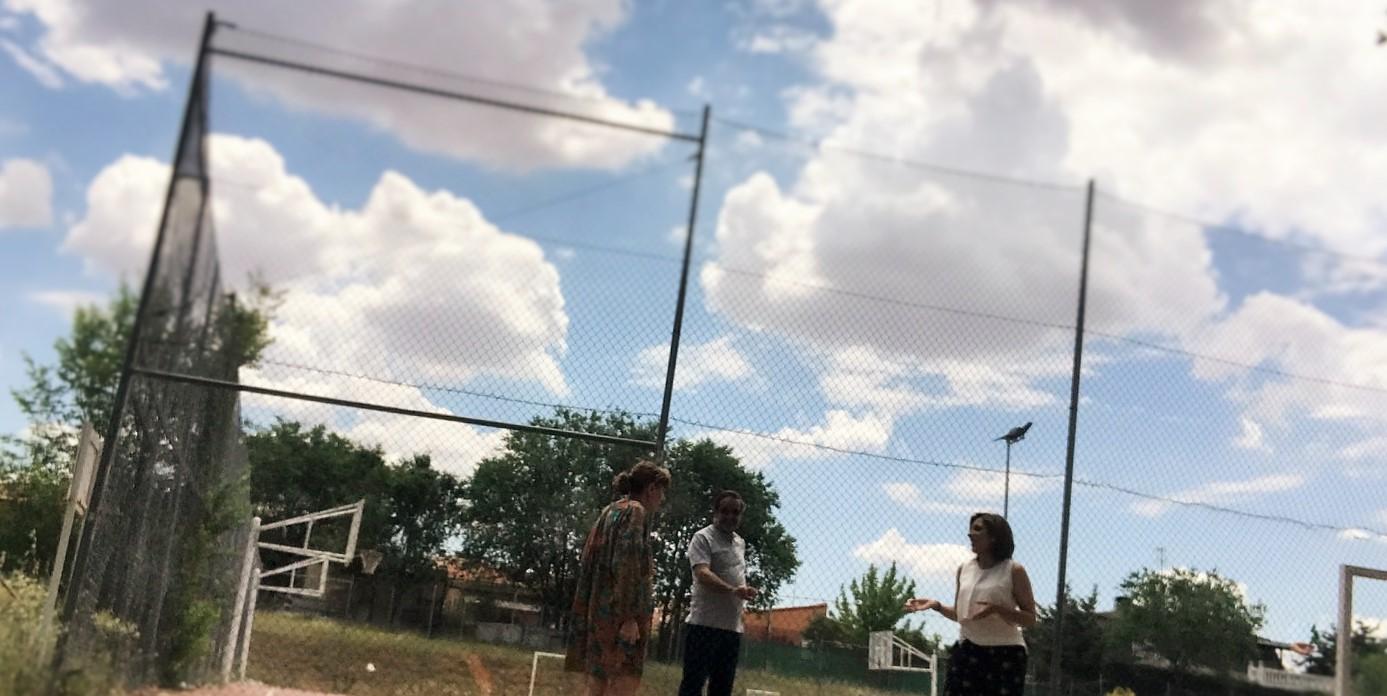 Yolanda ram rez exige mayor inversi n en instalaciones for El coto del casar