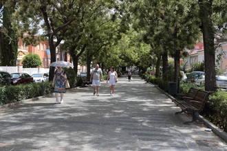 Guadalajara despide este martes la ola de calor con los termómetros en los 37ºC y no descartando algún tormenta de verano por la tarde