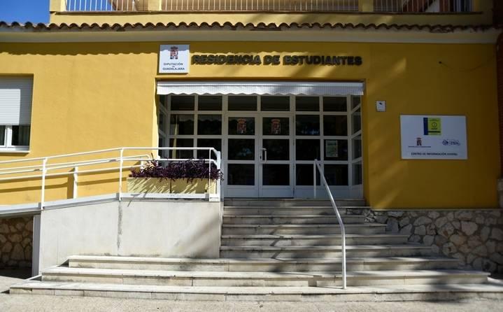 El día 15 comienza el plazo de solicitudes para estancia en la Residencia de la Diputación