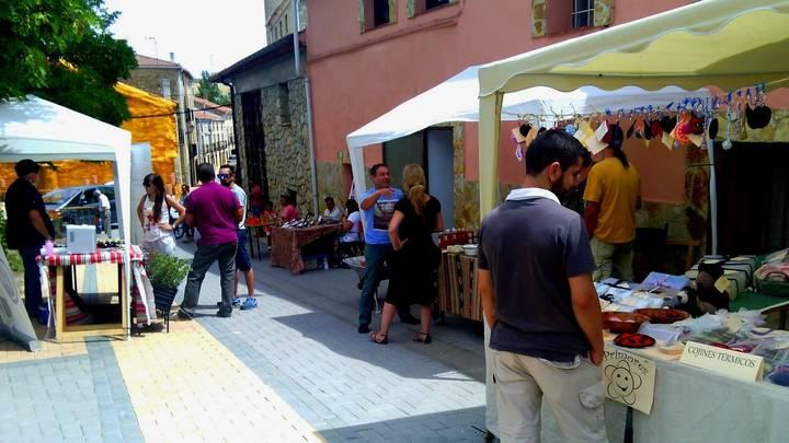 Corduente celebra la I Feria de Artesanía y Turismo