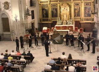 The Labyrinth of Voices interpretará música de Pedro Fernández Buch en el Festival Ducal de Pastrana
