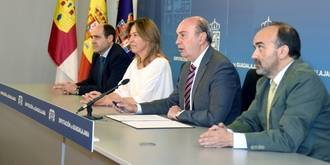 """Latre: """"La Diputación de Guadalajara se ha convertido en el referente económico, inversor, social y cultural de la provincia"""