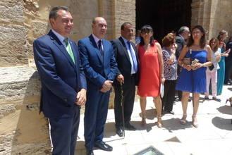 José Manuel Latre participa en las fiestas patronales de Albares en honor a San Antonio de Padua