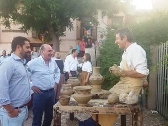 Diputación colabora en el desarrollo de la 57 edición del Festival Medieval de Hita