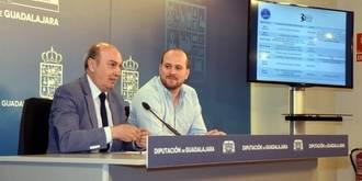 La Diputación de Guadalajara conmemora el 30 aniversario del polideportivo San José
