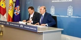 La Diputación de Guadalajara exige a la Junta que cumpla lo firmado para llevar a cabo el Plan de Empleo
