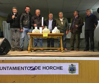 Guille y Tristán obtienen con su tinto el primer premio en la XXXVIIIª edición del Concurso del Vino de Horche