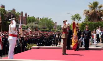 Guadalajara se echa a la calle para celebrar el Día del Desfile de las Fuerzas Armadas