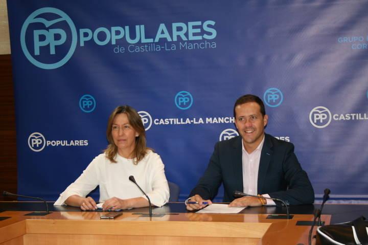 """Guarinos señala que """"Castilla-La Mancha no puede convertirse en el experimento de Page y Podemos para mantenerse en el sillón"""""""