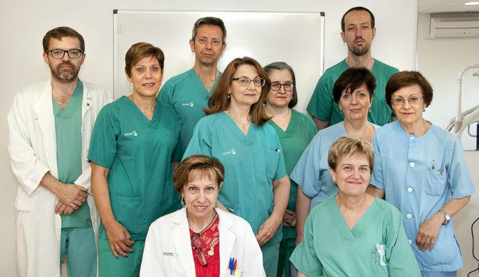 El equipo de maxilofacial del Hospital de Guadalajara experto con sus innovadoras y delicadas cirugías