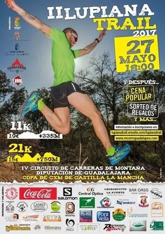 Este sábado se celebra el II Lupiana Trail, segunda prueba del Circuito de Diputación