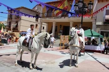 Jadraque celebra el sábado la Jornada Medieval con la Cena y Hogueras de San Juan