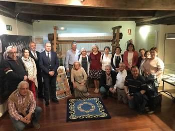La historia de las fábricas de alfombras de Sigüenza se convierte en la exposición permanente 'Un siglo tejiendo sueños'