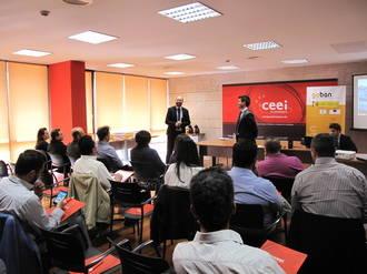 Emprendedores alcarreños aprenden cómo conseguir capital privado