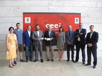 El CEEI de Guadalajara celebra su Patronato marcado por los grandes resultados