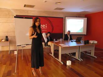 Empresarios y emprendedores se informan sobre los derechos de la propiedad intelectual online
