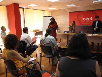 Los empresarios alcarreños se interesan por la protección de sus derechos industriales