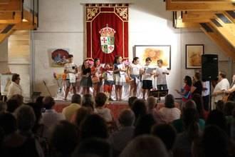 La Antigua Ermita de la Virgen de la Luz ya es el eje cultural de Almonacid de Zorita