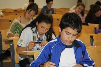 Guadalajara celebró su fase de la Olimpiada Matemática