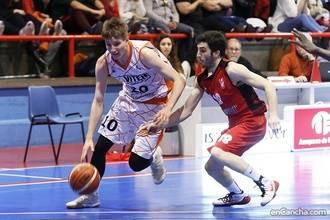 Un gran Isover Basket derrota a Casvi en su casa por primera vez en EBA