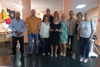 La Escuela de Folklore de Diputación expone los trabajos realizados por sus alumnos