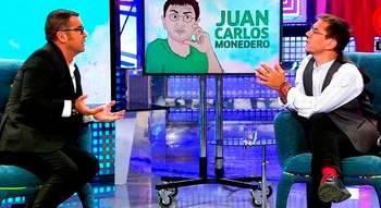 """Rifirrafe entre Jorge Javier Vázquez y Monedero : """"Si Podemos llega al poder...no quitará Sálvame"""""""