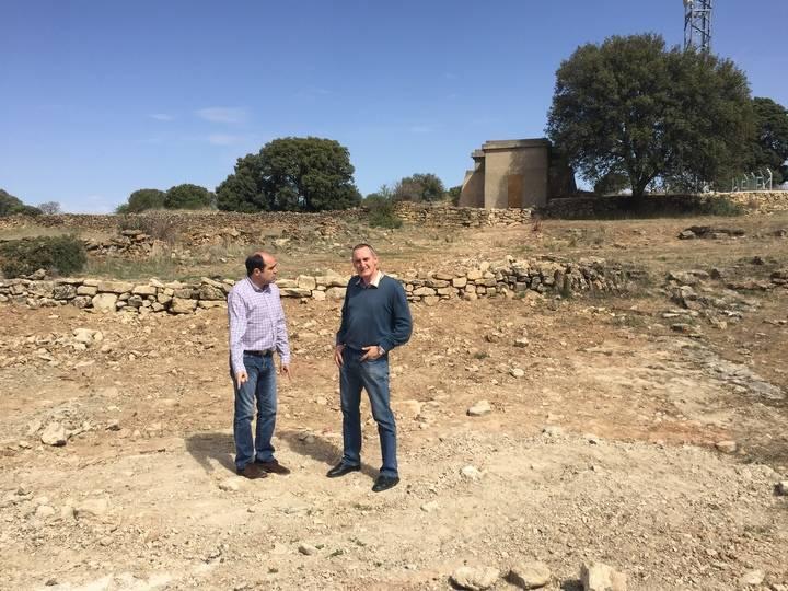 Diputación invierte más de 78.000 euros en renovar redes de distribución y saneamiento en cuatro localidades