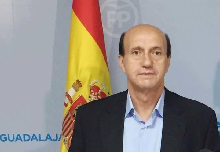 """Juan Pablo Sánchez: """"En Guadalajara ya no nos creemos nada de lo que prometa Page, ha demostrado que no le importa esta provincia"""""""