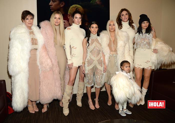 ¡HOLA! Las Kardashian, en pie de guerra, ¿qué ha ocurrido?