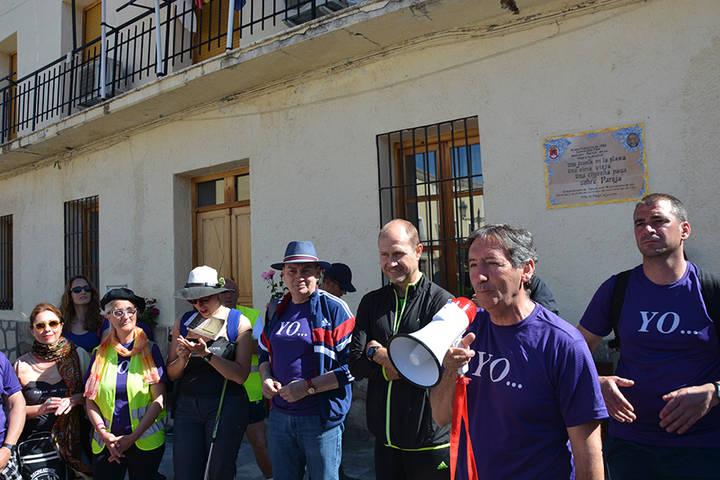 El presidente de la Diputación de Guadalajara felicita a Proyecto Hombre en el 25 aniversario de su fundación