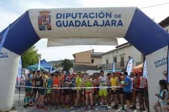 Más de 300 atletas completaron el II Lupiana Trail