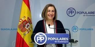 """Valmaña quiere que Page """"no se oculte más y que abone el dinero que prometió para el Hospital de Guadalajara"""""""