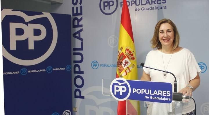 """Valmaña: """"Page es un farsante político que viene a Guadalajara a contarnos otro de sus cuentos"""""""