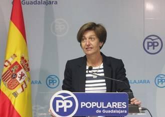 """Ana González: """"España avanza pero Page no hace más que tropezar y entorpecer el crecimiento en Castilla-La Mancha"""""""
