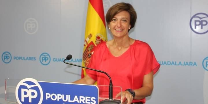 """Ana González califica como """"otro paripé"""" el anuncio de Page de querer dialogar ahora con otras fuerzas políticas"""